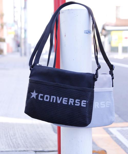 【CONVERSE/コンバース】Classic Sakosshu/クラシックサコッシュ