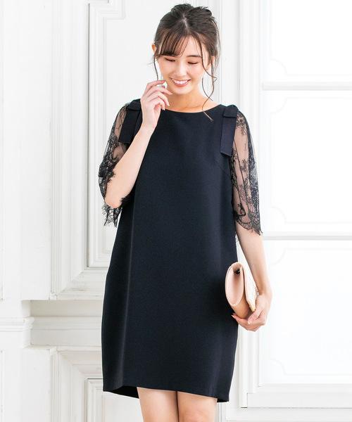 気質アップ フラワーレーススリーブタイトワンピース(ドレス)|form forma(フォルムフォルマ)のファッション通販, イナギシ:25c5dec1 --- hausundgartentipps.de