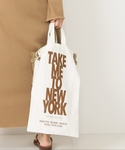 Deuxieme Classe | ・TAKE ME TO NY BAG(トートバッグ)