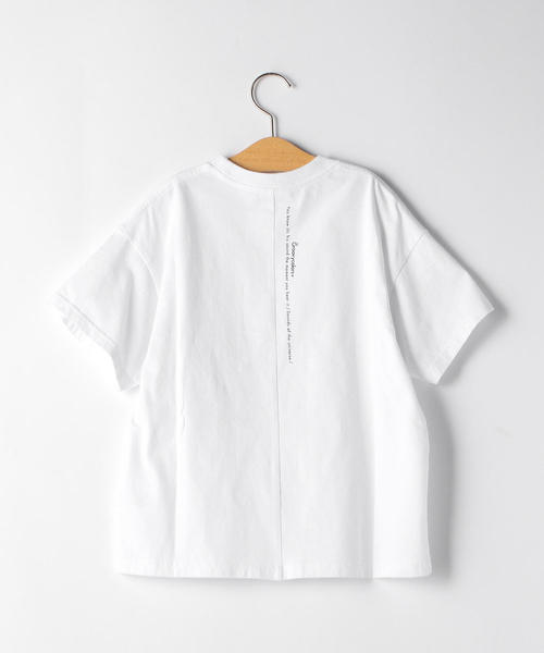 〔WEB限定〕GROOVY COLORS(グルービーカラーズ)  ポケットTシャツ