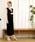 Vivian(ヴィヴィアン)の「アンクルストラップセットバックヒールサンダル(サンダル)」|詳細画像