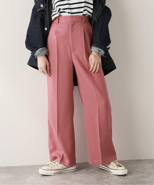 入荷中 STANDARD JOURNALリネンライクCPワイドパンツ(パンツ)|JOURNAL STANDARD(ジャーナルスタンダード)のファッション通販, 全国宅配無料:a6ad89fa --- wiratourjogja.com