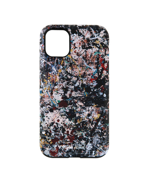 "Sync.【Jackson Pollock Studio】iPhone CASE for 11 ""Jackson Pollock Studio"""