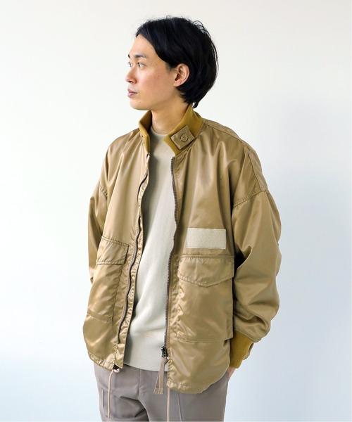 【VOTE MAKE NEW CLOTHES / ヴォートメイク】別注 コーチジャケット