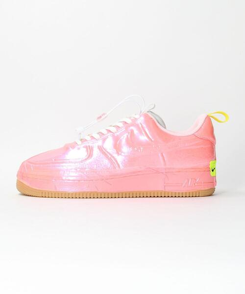 NIKE(ナイキ)AIR FORCE 1 EXPERIMENTIAL Racer Pink■■■