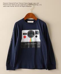 【キッズ】GOOD SPEED POLAROID ロングスリーブTシャツ