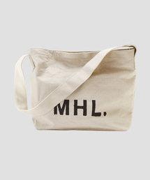 MHL.(エムエイチエル)のHEAVY LINEN CANVAS(トートバッグ)