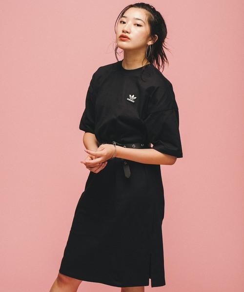 c7d61675156 adidas(アディダス)のトレフォイル ドレス [Trefoil Dress] アディダスオリジナルス(ドレス