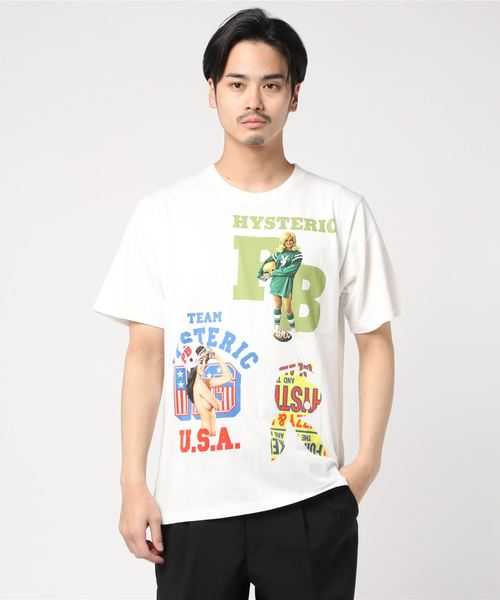 #REMIX 02 Tシャツ