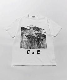 <C.E>STAMPED T-SHIRT/Tシャツ.
