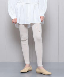 <Priv. Spoons Club>RIB LEGGINGS/レギンス.