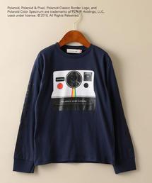 【ジュニア】GOOD SPEED POLAROID ロングスリーブTシャツ
