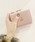 SPINNS(スピンズ)の「チェリーデザイン がま口 ミニウォレット(財布)」|詳細画像