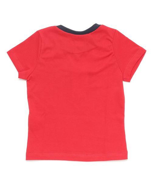 ライトコットンプリント半袖Tシャツ