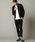 London Denim(ロンドンデニム)の「ストレッチ カルゼ ジャージ / クロップド スリム イージーパンツ(パンツ)」 詳細画像