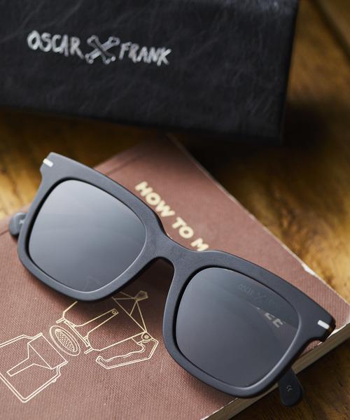 OSCAR&FRANK(オスカー&フランク)の「OSCAR & FRANK 015MB NACPAN MATTE / MAHO サングラス(サングラス)」|詳細画像
