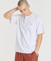 Danton(ダントン)の【DANTON】ヘンリーネックTシャツ MEN(Tシャツ/カットソー)
