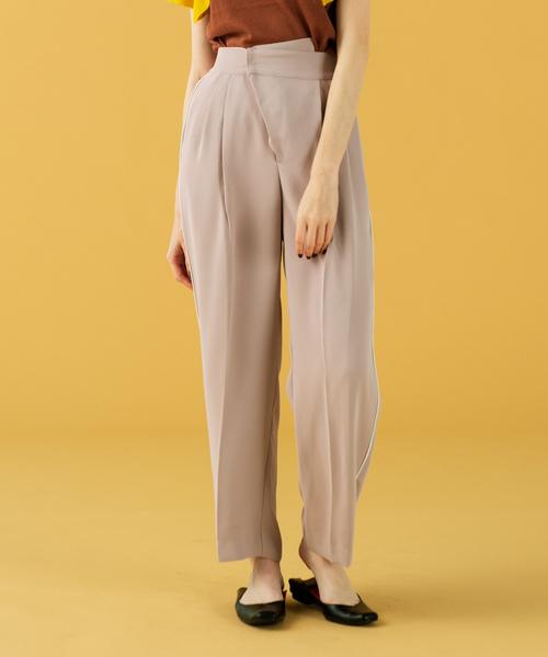 今季一番 Amoura/ line pants line/ アモウララインパンツ(パンツ)|LAYMEE(レイミー)のファッション通販, 星野村:262a3384 --- pyme.pe