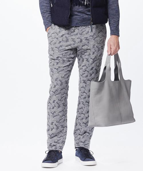 新しいブランド 【セール ザ】カモフラデニムジャカードレザーストラップパンツ(パンツ) SHOP,エポカ THE|EPOCA UOMO(エポカウォモ)のファッション通販, 生活ショップ もん:cc8e982e --- skoda-tmn.ru