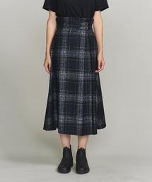 <O'NEIL of DUBLIN>バックルスカート: