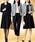 GeeRA(ジーラ)の「うれしい3種の機能付着まわし5点スーツ(セットアップ)」|ブラック系その他
