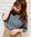 apres jour(アプレジュール)の「ヘンリーネックワッフルトップス【ZOZOTOWN限定アイテム】(Tシャツ/カットソー)」|詳細画像