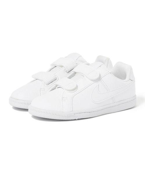 Boy's Nike Court Royale Pre-School Shoe