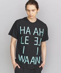 <THE DAY (ザ デイ)> HA LEIWA POC T/Tシャツ