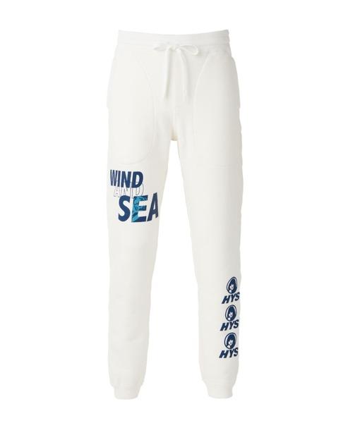 WIND AND SEA/SEA+HYS 2 スウェットパンツ