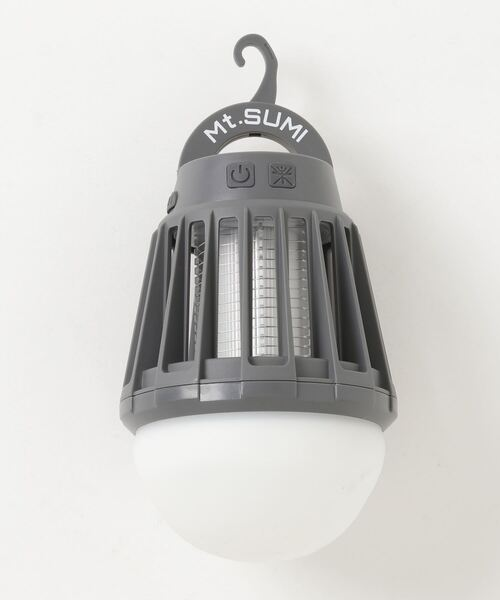 【 Mt.SUMI / マウントスミ 】LED MOSQUITO LANTERN LEDライト モスキート ランタン アウトドアでの虫除けに 6段階ライト切替 CUR