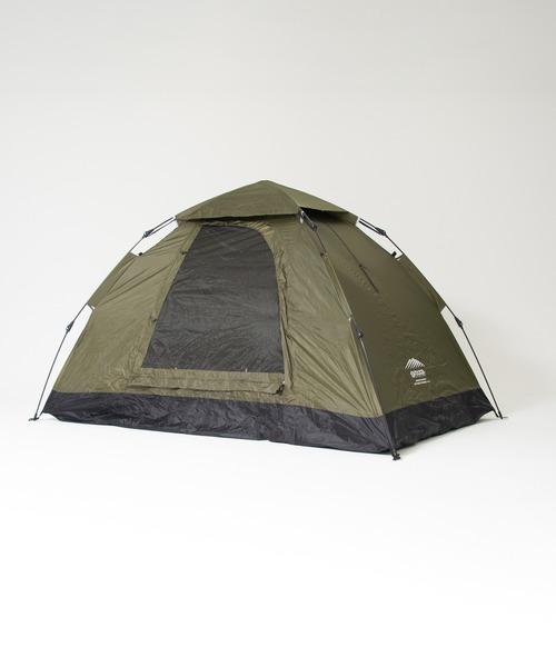 1~2名用 ワンタッチテント 折り畳み・持ち運び・収納可能 簡単組み立て