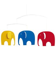 GEORGE'S(ジョージズ)のフレンステッドモビール Elephant Party(インテリアアクセサリー)