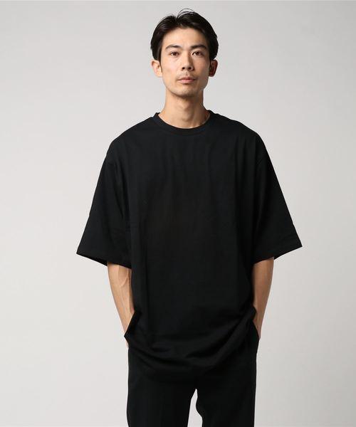 insect chrom/インセクトクローム/オーバーサイズワイドTシャツ