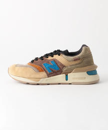 【予約】KITH x nonnative x New Balance 997 HYBRID made in U.S.A.■■■†
