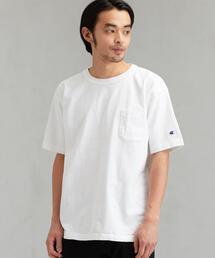 [チャンピオン]SC CHAMPION T1011 US ポケット Tシャツ