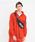 VIRGOwearworks(ヴァルゴウェアワークス)の「MICRO STRAGE JKT(ナイロンジャケット)」 レッド