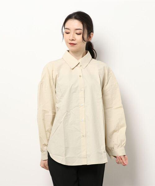 back shirring shirts
