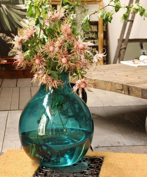 バレンシアリサイクルガラスベース No.3 大型