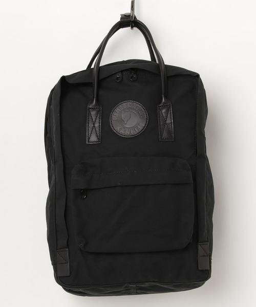 FJALLRAVEN/フェールラーベン/KANKEN BAG NO2 LAPTOP BLACK(カンケンバッグ)