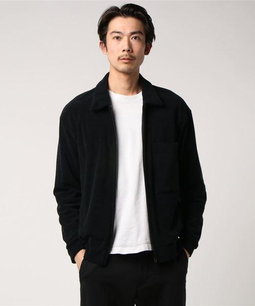 08sircus パイルジップアップブルゾン【ESTNATION EXCLUSIVE】