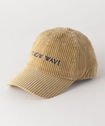 <Know Wave> CORD CAP/キャップ