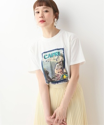 SLOBE IENA(スローブイエナ)のMAISON KITSUNE  LOCANDINA Tシャツ(Tシャツ/カットソー)