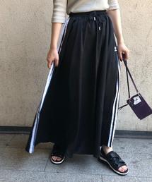 adidas(アディダス)の【adidas】サテンスカート(スカート)