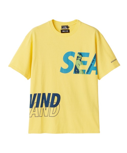 WIND AND SEA/SEA+HYS 2 Tシャツ