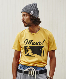 MUSIC!pt T-SH