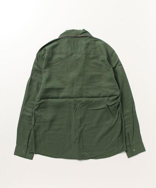 Tencel Wide Shirt