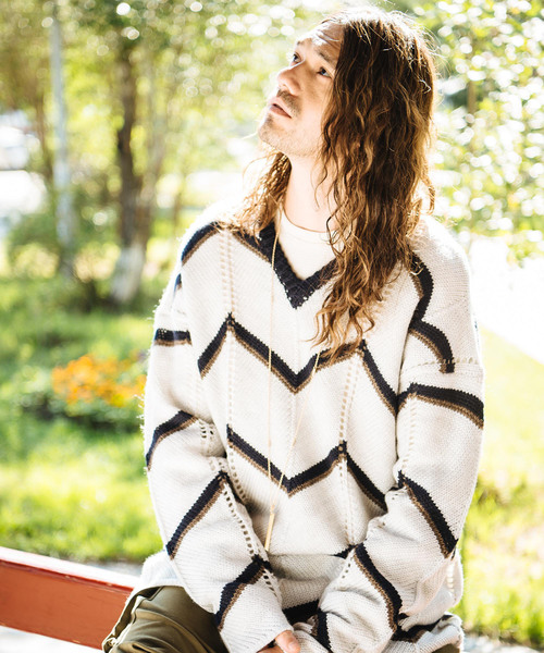 超人気新品 Greck/ knit knit/ グレックボーダーニット(ニット/セーター)|glamb(グラム)のファッション通販, カガミマチ:d634da56 --- 5613dcaibao.eu.org