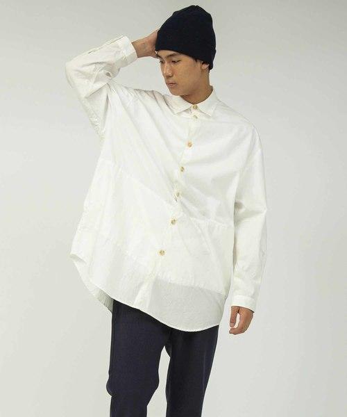 出産祝い ビッグシャツ(シャツ Private/ブラウス) Johnbull JOHNBULL Private labo(ジョンブルプライベートラボ)のファッション通販, ベッド寝具ふとん座布団工場直販店:7774ec5d --- blog.buypower.ng