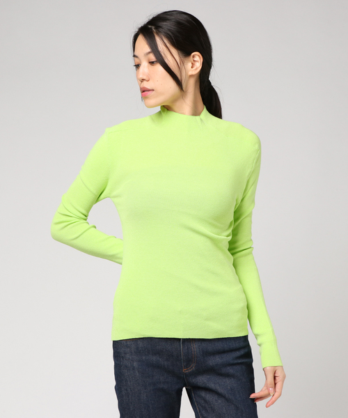 NEON COLOR LONG SLEEVE TOPS