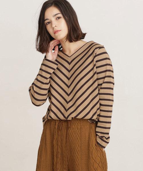 最新情報 【セール】LUXLUFT/両面ボーダーTシャツ(Tシャツ/カットソー)|luxluft(ルクスルフト)のファッション通販, 京都きものレンタル:8f4bc9bb --- rise-of-the-knights.de
